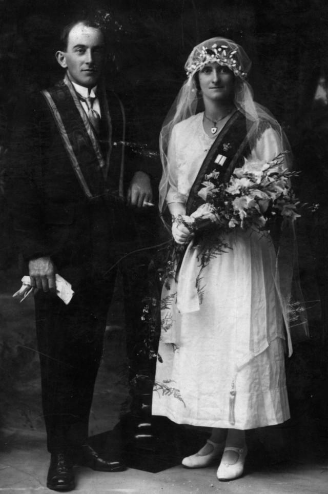 Alice & Frank Paul