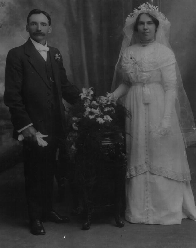 Elsie & David Gilmore
