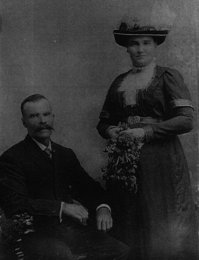 Margaret & James Layton